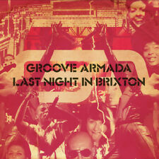 Groove Armada : Last Night in Brixton CD (2013) ***NEW*** FREE Shipping, Save £s