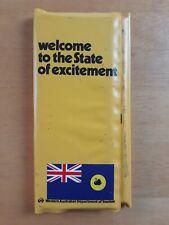 Vintage Western Australian 1979 Tourism Brochure Wallet 11 separate brochures