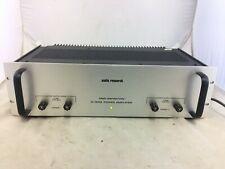 Audio Research D-100A Power Amplifier