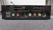 SATA USB FireWire Card Reader PC Front Panel Multi Slot Speicherkarten Lesegerät