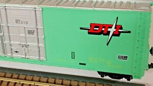 HO Scale, DT&I Detroit Toledo & Ironton 60' Auto Parts Hi Cube Box Car