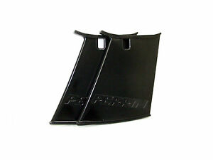 (2 pcs) Perrin Stiffi Rear Wing Spoiler Support Stabilizer for 04-07 Subaru STi
