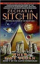 When Time Began Zecharia Sitchin / Dr. York / Faheem Judah-El / Dr. Ben