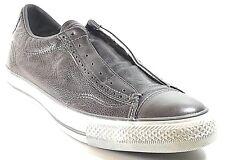 Converse John Varvatos Leather Vintage Slip On Sneaker Chocolate Brown,Size11.5