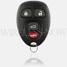 Car Key Fob Keyless Entry Remote 4Btn For 2007 2008 2009 2010 2011 GMC Acadia