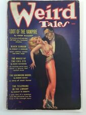 Weird Tales June,1936 Robert E.Howard