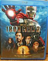 Iron Man 2 Blu-Ray Disc PG-13 2010 124 Minutes