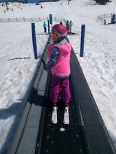 girls ski clothes Rojo brand worn twice