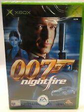 James Bond 007 Nightfire XBOX  COMPATIBILE XBOX 360 NUOVO SIGILLATO AFFARE PAL