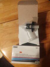 3m 16611 18mm Accuspray Atomizing Heads Clear Spray Gun Tip 4 Per Box 2 Boxes
