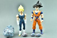 Dragon Ball Z Good Vs Evil Goku & Majin Vegeta DBZ Jakks Pacific Action Figure