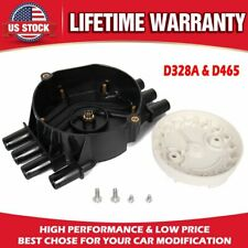Distributor Cap and Rotor Upgrade For Chevrolet GMC Jimmy Silverado V6 4.3L D465
