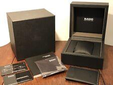 New! Genuine RADO Switzerland Watch Presentation Box