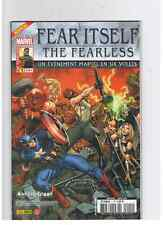 LOT FEAR ITSELF THE FEARLESS 1 2 3 4 5 6 AVENGERS CAPTAIN AMERICA SERIE COMPLETE