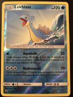 Carte Pokemon LOKHLASS 21/70 REVERSE Soleil et Lune 7.5 SL7,5 FR NEUF