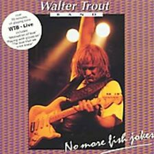 Walter Trout - No More Fish Jokes (Live) [New CD] UK - Import