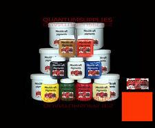MOULDCRAFT 100g FLUORESCENT ORANGE Pigment For Gelcoat / Resin FIBREGLASS  MOULD