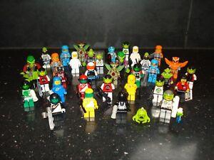 Lego Genuine -  Classic Space / Space / Mini Figure - Multiple Variations!