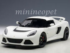AUTOart 75383 LOTUS EXIGE S 1/18 DIECAST MODEL CAR WHITE