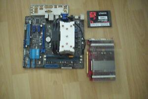 Mainboard Bandel mit I 7 2600 CPU 3,4GHZ