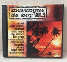 MERENGUE CD Kinito Mendez Zafra Negra Alex Bueno Ramon Orlando Miguel Angel ++
