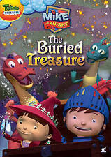 Mike The Knight - The Buried Treasure  DVD NEW