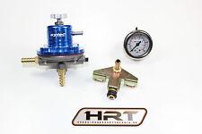 1,8L G60 PG + 1H  Benzindruckregler Kit einstellbar Blau Profi Qualität !