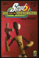 SCUD <TALES FROM THE VENDING MACHINE> US FIR MAN COMIC VOL.1 # 3/'98