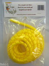Cord Detanglers for ALL Clippers Trimmers Dryers Appliances 10ft length YELLOW