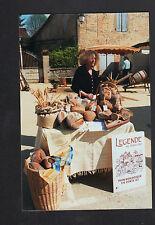 SAINT-GENIES (24) Marchande de PAIN BIOLOGIQUE en 1999
