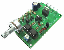 DC PWM Motor Speed Control 12-50V 5A Freq 50Hz to100Hz Assembled Board Kit FA823