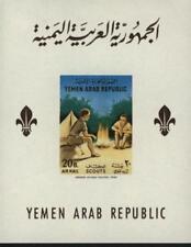 Yemen MNH Michel Block # 29B Value 8 Euro