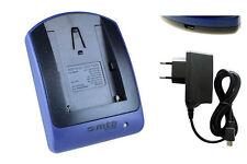 Cargador de red (USB) NP-FM50 para Sony CCD-TRV328 TRV408 TRV418 TRV428 TRV608
