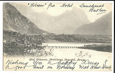 Hotel Holgenaes, Aandulsnaes, (Romsdal) Norway, PPC 1902 PMK, Empire Hotels Ltd