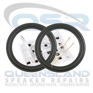 "12"" Foam Surround Repair Kit to suit Boston Acoustics PV 900 (FS 280-240)"