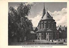 B58663  St Benedictine Abdij Achel Abdijkerk Buitenzicht  belgium