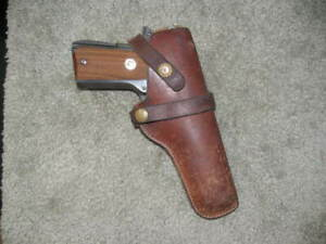 "Hunter belt Holster Colt 1911 Government 5"" GC 210227"