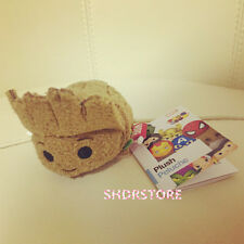 SHDR NWT Authentic Guardians of the Galaxy Groot TSUM TSUM MINI DISNEY STORE