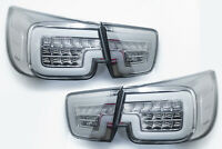 Smoked Fully LED Tail Lights For 13-15 Chevrolet Malibu - Assembly Rear Light