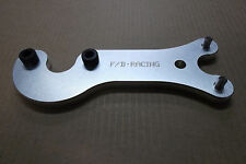 Maico  Ohlins Single Shock SPANNER WRENCH Service Tool - CNC Machined Tools
