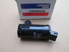 PEUGEOT 406  2.0  FRONT WASHER PUMP UNIPART GWW 5020 NEW & BOXED