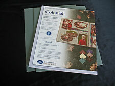 Creative Memories Colonial Photo Mounting Paper - Nip