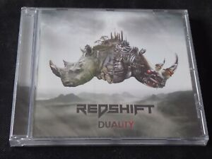 Redshift - Duality (SEALED NEW CD 2018) RED SHIFT