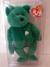 "TY Beanie Baby Original ""Erin""First Edition Rare"