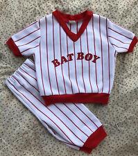 Vintage Kids Clothing Baseball 4t