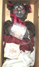 Nibbles Barton's Creek Collection Mice-Gund Collectible Bears-New Damage Box