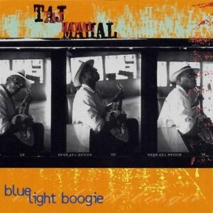 TAJ MAHAL-BLUE LIGHT BOOGIE-12 TRACK CD-USA IMPORT-1999