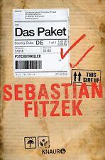 Sebastian Fitzek - Das Paket: Psychothriller
