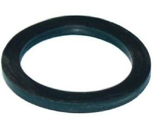 """1"""" INCH BSP GAS METER UNION WASHERS TO BS746 ( LOTS OF 10)"""