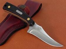Elk Ridge Sharpfinger Fixed Blade Hunting Knife Delrin Handles Sheath ER299D